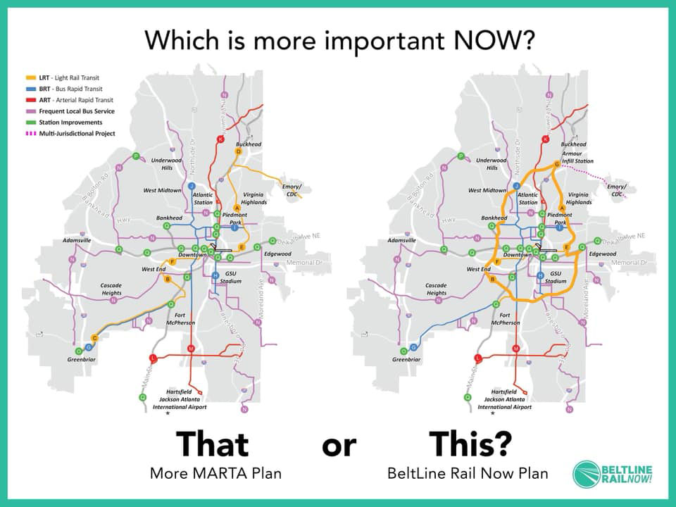 Beltline rail now this or that diagram