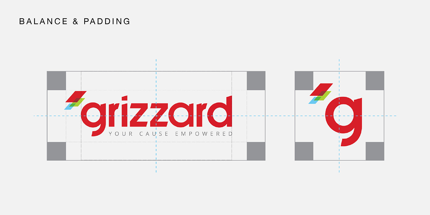 Grizzard balance and padding